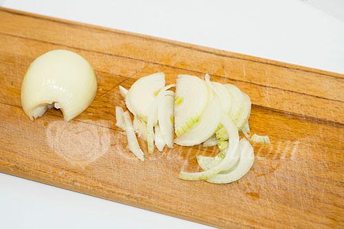 Картошка с мясом в духовке #шаг 3