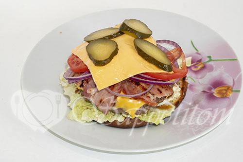 Бургер дома #шаг 19