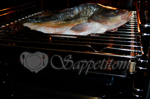 Рыба запеченная в духовке #шаг 4