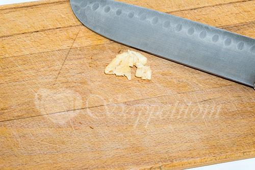 Суп-пюре из тыквы со сливками #шаг 3