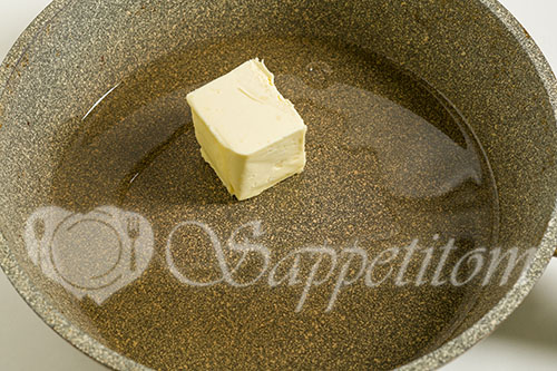 Суп с горошком и кукурузой #шаг 7