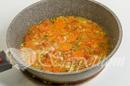 Суп с горошком и кукурузой #шаг 9