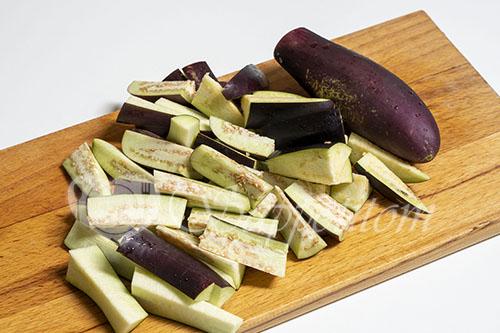 Мясо с овощами на сковороде #шаг 6