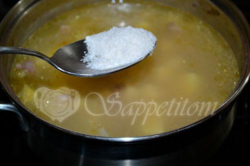 Гороховый суп #шаг 8