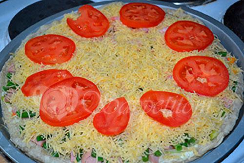 Пицца #шаг 11