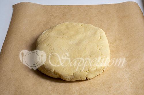 Лимонное печенье фигурное #шаг 8