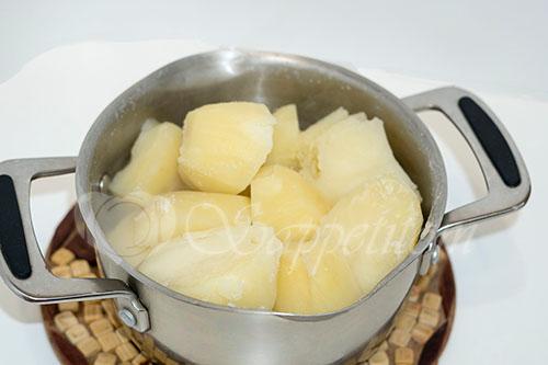 Картофельное пюре #шаг 4