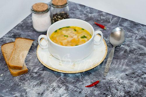 Куриный суп с вермишелью и картошкой #шаг 8