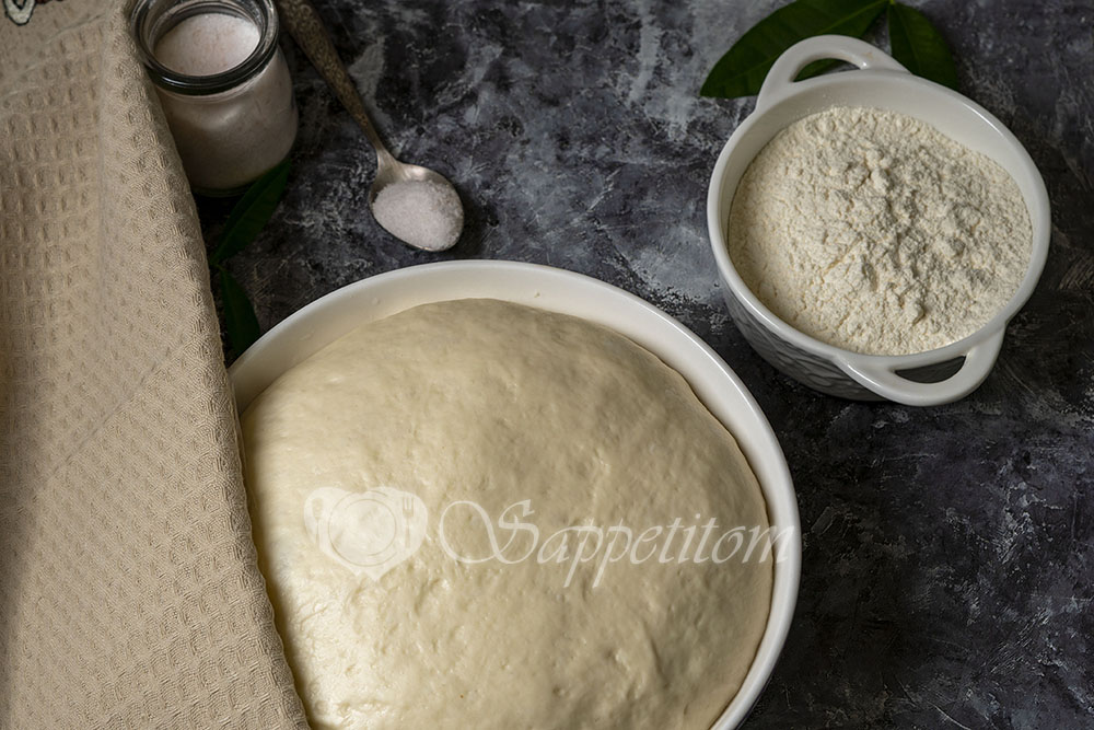 Тесто для жареных пирожков